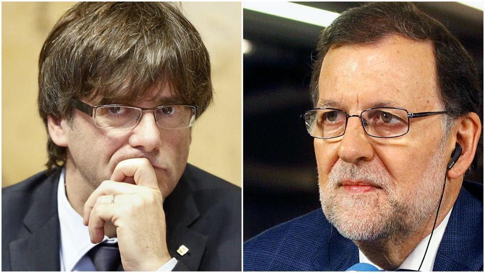 Rajoy es objeto de una broma radiofónica: un falso Puigdemont logra una cita para verse la semana que viene