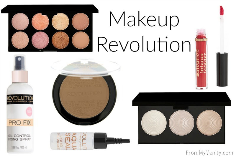 Ulta makeup revolution foundation