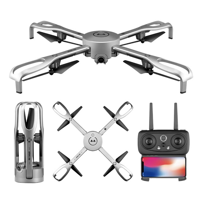 2019 New SMRC S21 double GPS 1080P drones with camera hd one key return Helicopter folding racing pro quadcopter toy for boy