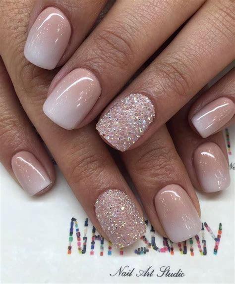 70 Top Bridal Nails Art Designs for next year   wedding