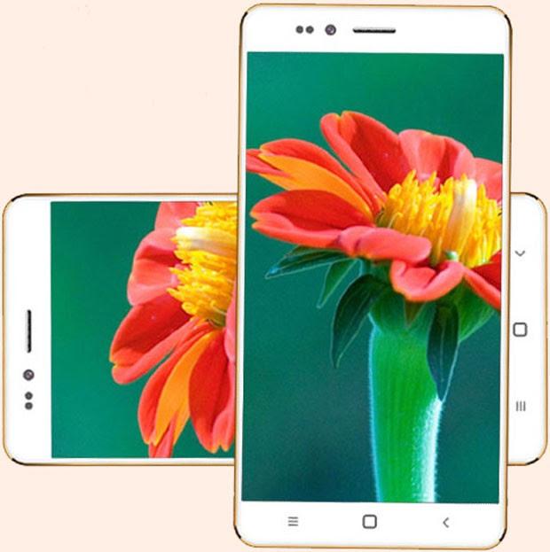 Smartphone Freedom 251, feito pela Ringing Bells, que diz que o aparelho é o mais barato do mundo. (Foto: Divulgação/Ringing Bells)