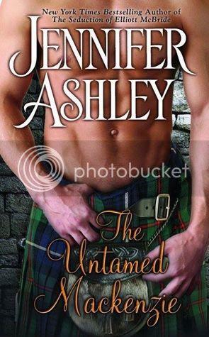 The Untamed Mackenzie Cover