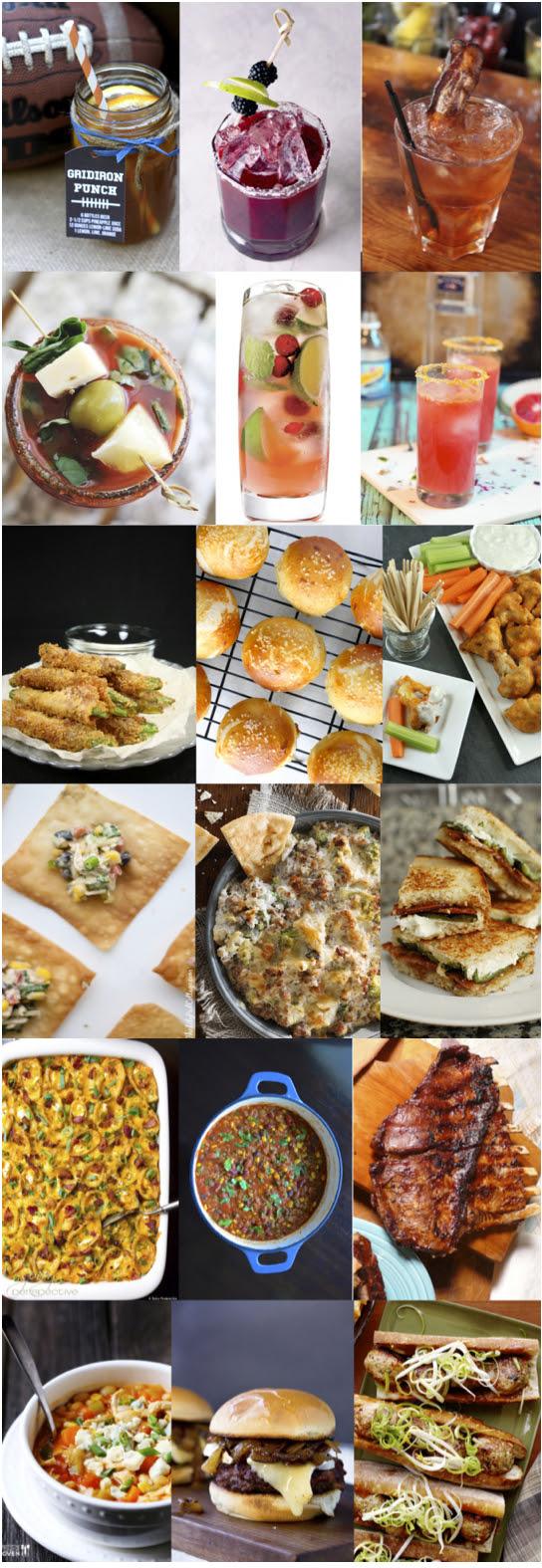 Backyard Party Food Ideas