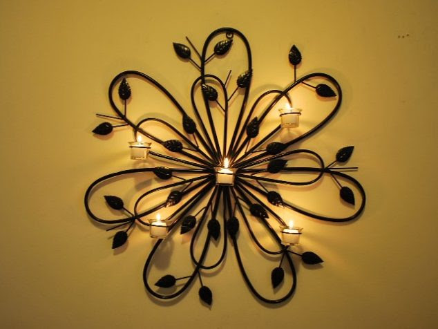 1447667010 634x476 15 Chic Wrought Iron Wall Candle Holders You Will Admire