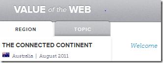 Capture thumb جوجل تطلق موقع جديد لجمع بحوث الأنترنت حول العالم