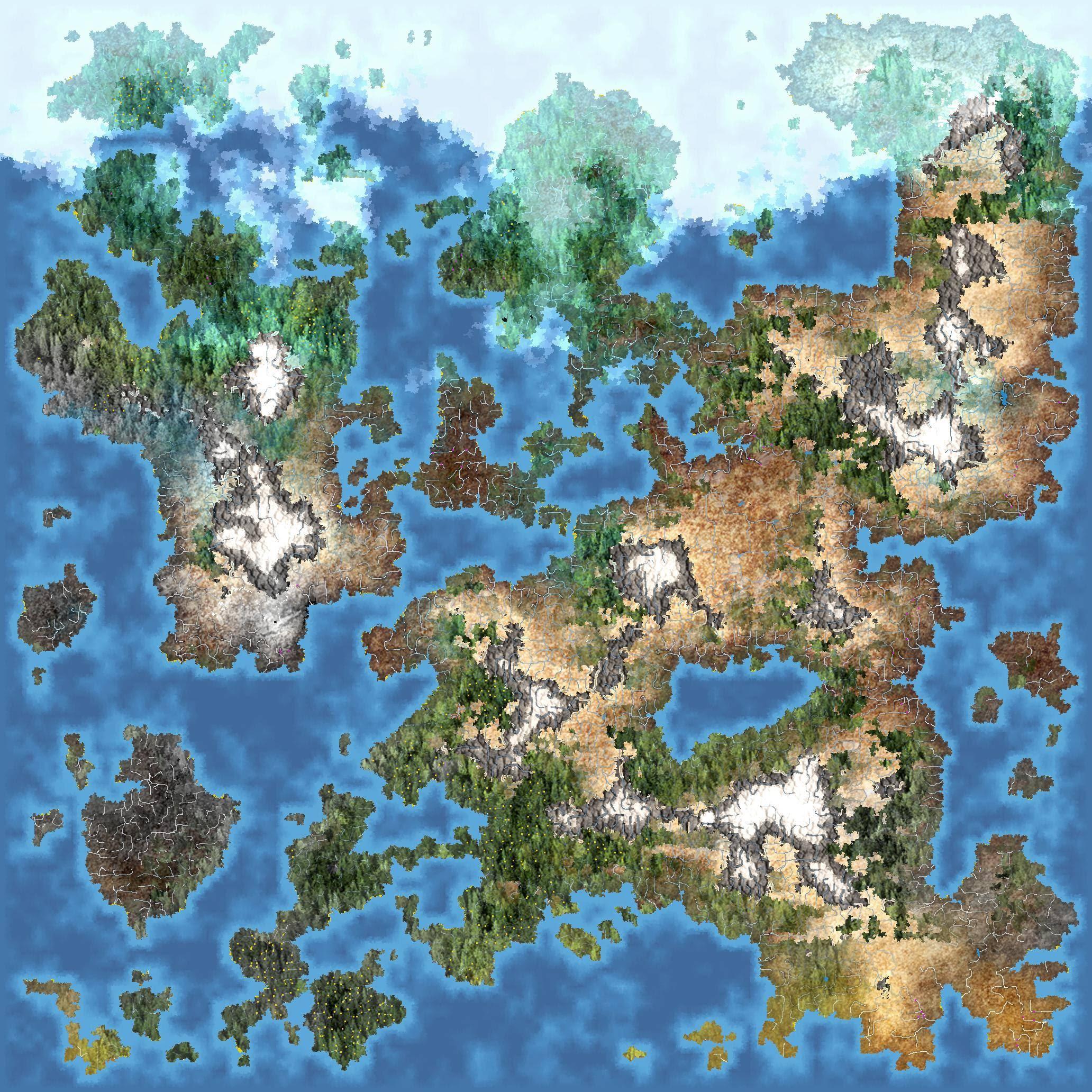 Online Map Generator