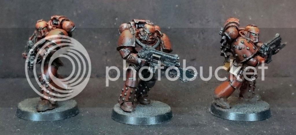 30k Heresy Tactical Marines