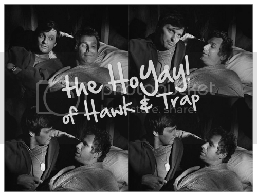 The Ho Yay Of Hawk Trap A Picspam Iconillusion