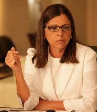 Roseana Sarney teme que investigação respingue em pessoa próximo a ela.