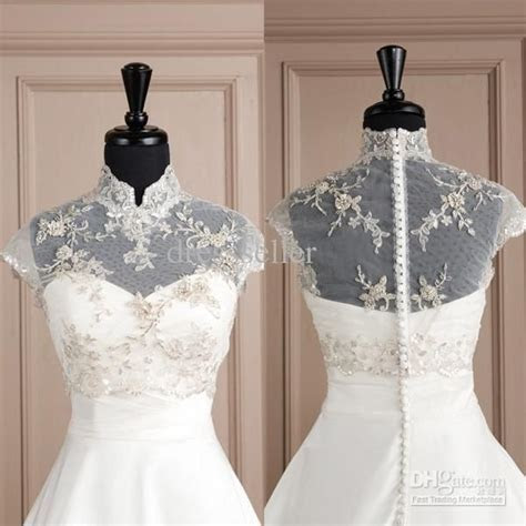 10 Best ideas about Wedding Dress Bolero on Pinterest