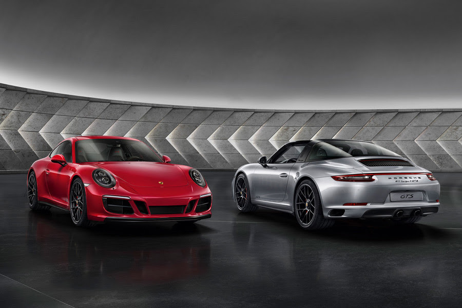 Exactly How Many Versions Of The 911 Does Porsche Sell In