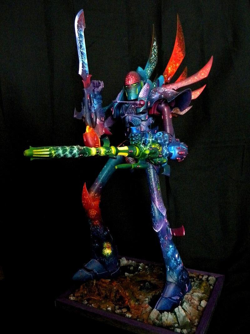 Apocalypse, Eldar, Revenant, Super-heavy, Titan, Warhammer 40,000