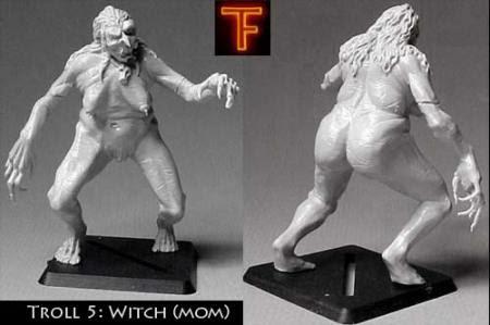 Big Momma - witch hag