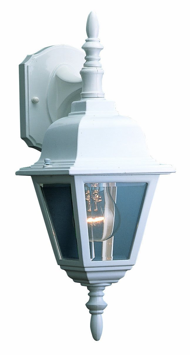 Design House 507558 Maple Street Outdoor Downlight, 17-Inch by 6 ...