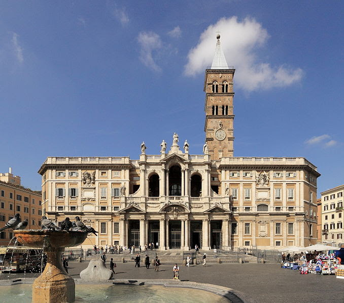 File:Santa Maria Maggiore Front.JPG