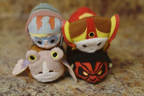 My Star Wars The Phantom Menace Tsum Tsums | Anakin And His Angel