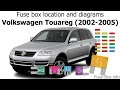2005 Vw Touareg Fuse Diagram