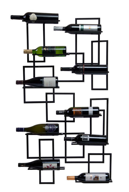 Make Wine A Part Of Your Interior Design With The Oenophilia Mid