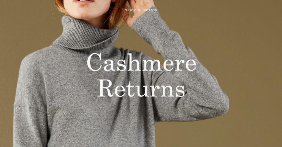 Everlane Cashmere Sweaters