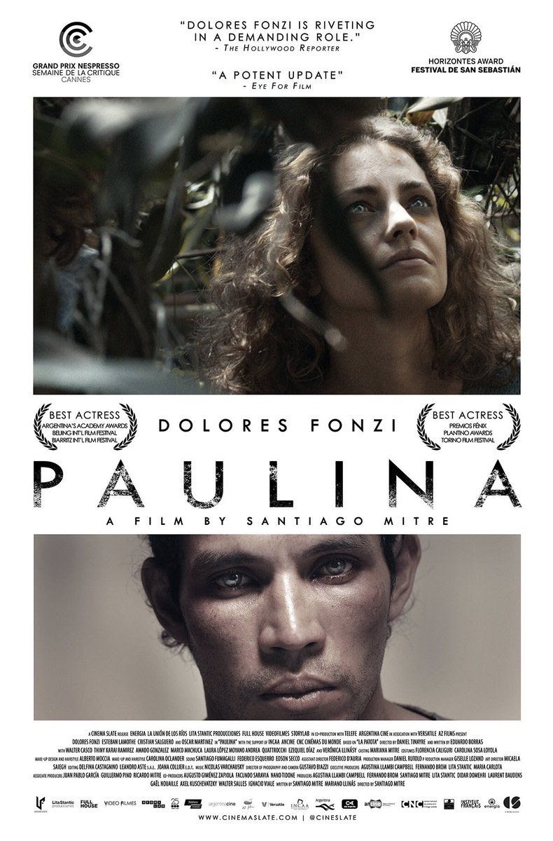 Paulina (La patota) Poster Πόστερ