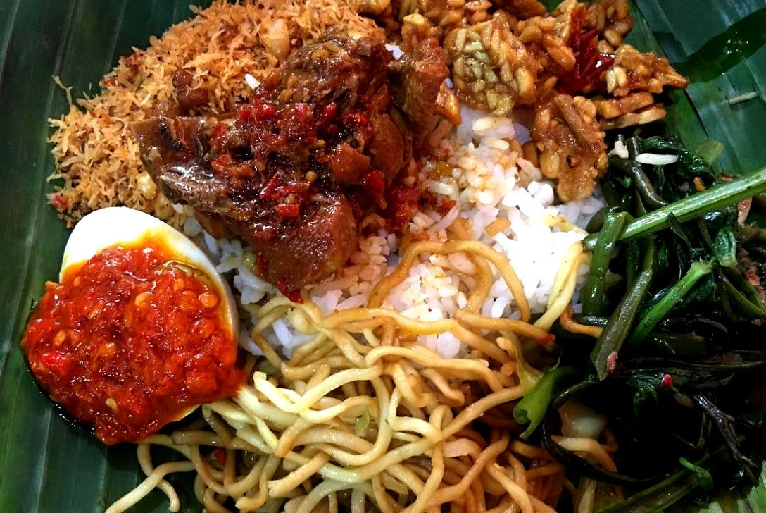 Seven traditional Indonesian rice dishes you should try  Food  The Jakarta Post