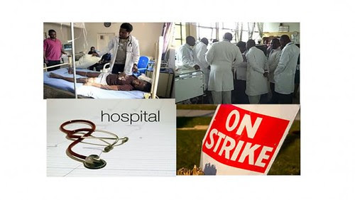 Nigerian federal hospital workers strike was launched on August 21, 2013. The West African state has a history of labor militancy. by Pan-African News Wire File Photos
