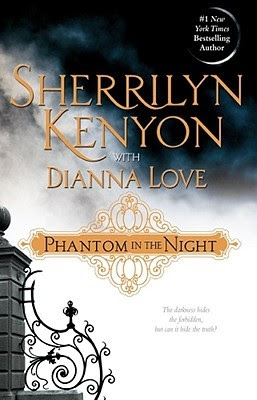 Phantom in the Night (B.A.D. Series, #2)