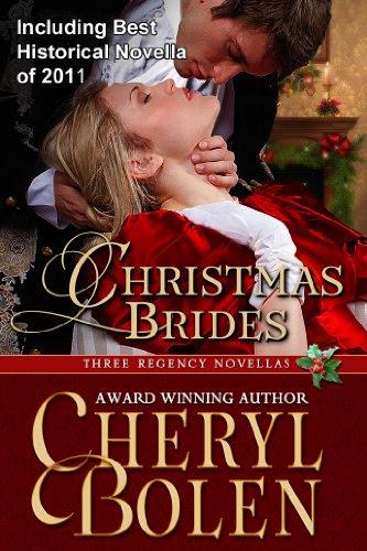 Christmas Brides (Three Regency Novellas) by Cheryl Bolen