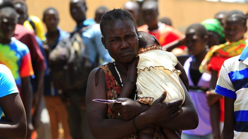 The north of Uganda, where most settlements for South Sudanese refugees are based, is characterised by structural underdevelopment and poverty, write Schiltz and Titeca [Reuters]