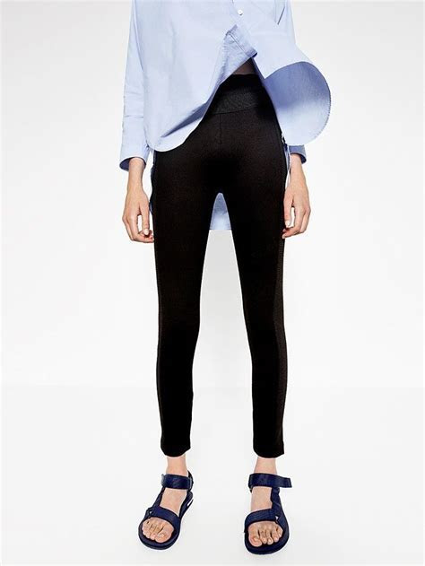 The Most Expensive Looking Way to Wear Leggings Now   Who