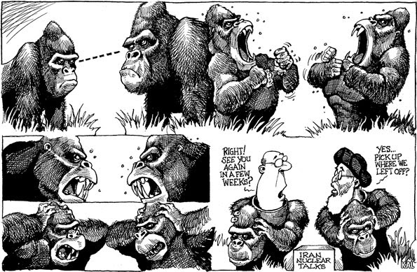 Join me for a Google Hangout with KAL the cartoonist from The Economist (Kevin Kallaugher)