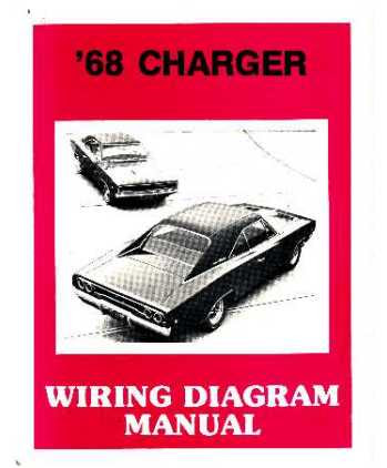 1968 Dodge Charger Wiring Diagrams