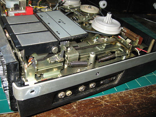TC-800B - Buttons