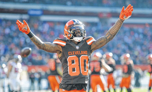 Avatar of Browns' Landry says he will be ready to go sometime in August