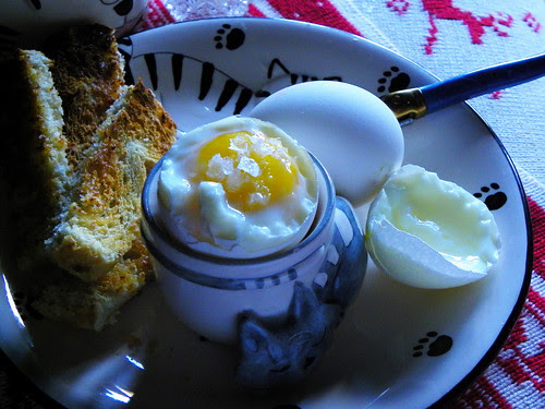 Eggs And Mouillettes