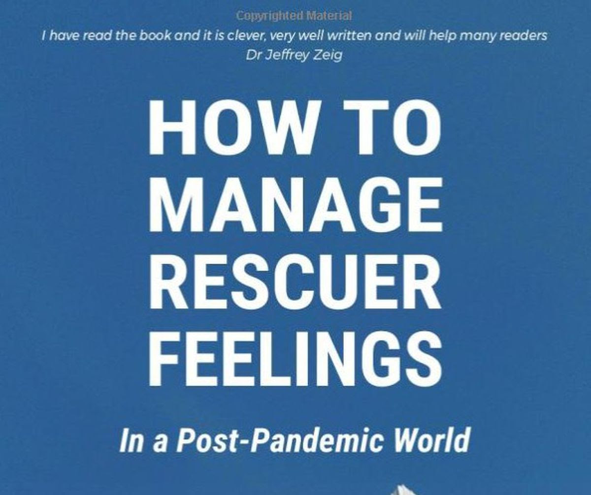 Pandemic could have created generation of 'young rescuers', says author of new book