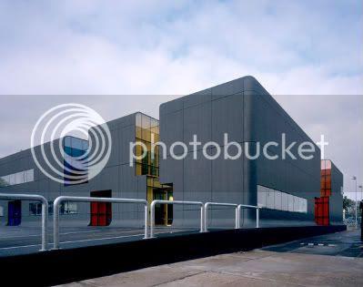 The Thiais RATP Bus Center 4