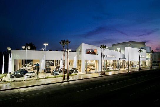 Beverly Hills Bmw Car Dealership In Los Angeles Ca 90036