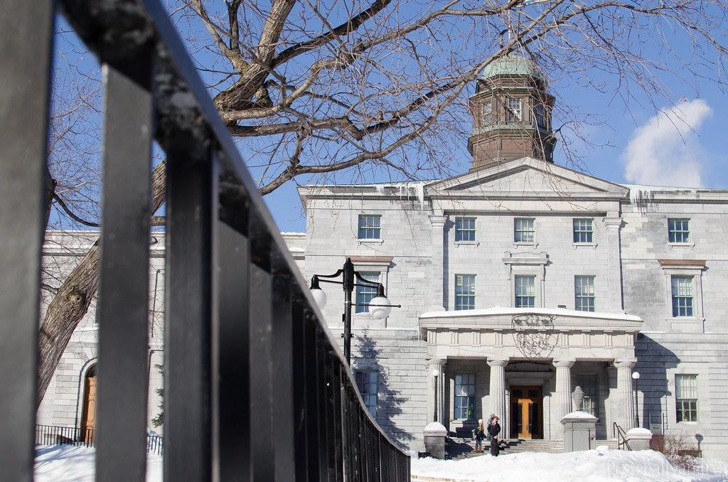 {McGill University} Road Trip | Montreal in Winter | personallyandrea.com