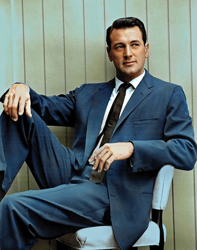 rock hudson was a  #hollywoodgreat