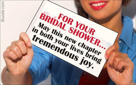 Must see 30 Super Cute Sayings to Write in a Bridal Shower