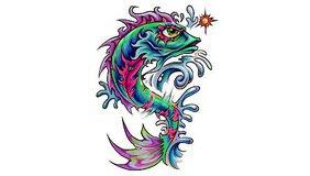 Significado Tatuaje Peces Pez 1 Tatuarteorg