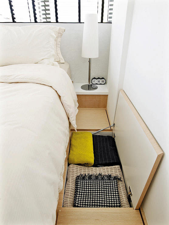 12 Built-in Storage Ideas for Your HDB Flat  Home & Decor Singapore