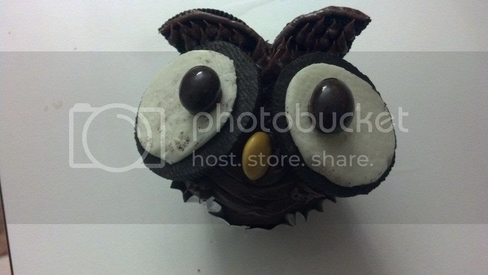 cupcake photo: Owl Cupcake owlcupcake.jpg