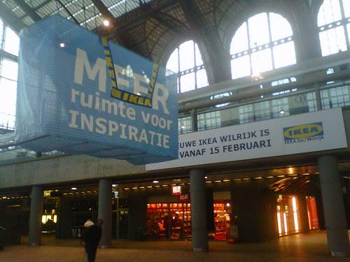 guerrilla marketing for Ikea
