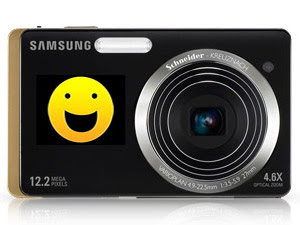 Câmera Digital Samsung ST550