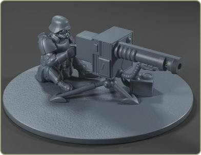 Heavy Weapon Trooper