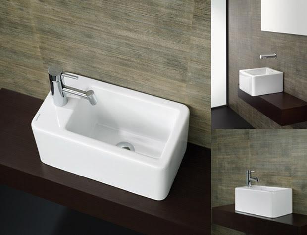 Note lavabos minimalistas blog y arquitectura for Lavabo minimalista