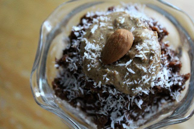 Almond Joy Quinoa Flakes