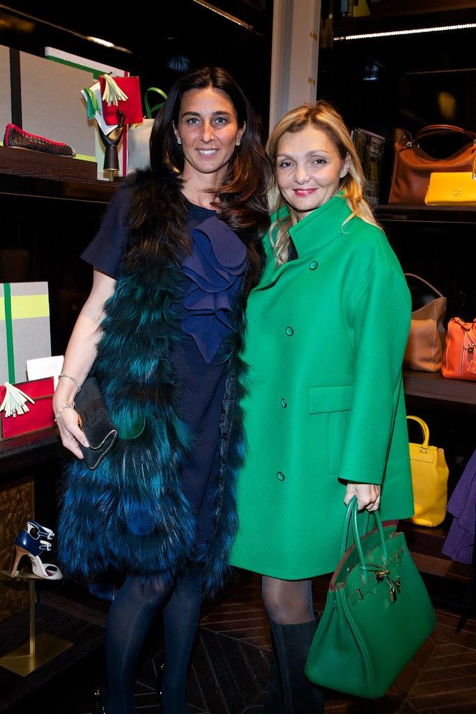 Olga Mobieva & Elisabetta Beccari
